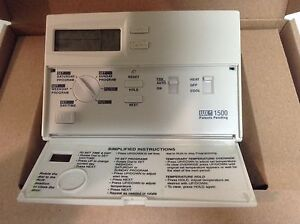 LUX Digital Thermostat London Ontario image 2