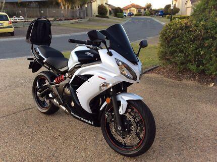 Kawasaki Ninja 650RL Immaculate Low km Mango Hill Pine Rivers Area Preview