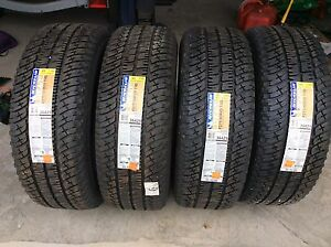 "Michelin LTX  A/T 20"" tires - NEW 275 60 R20"