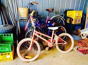 5 Bikes For Sale !!!!!!!! North Macksville Nambucca Area Preview