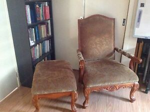 Arm chairs Antique Tarneit Wyndham Area Preview