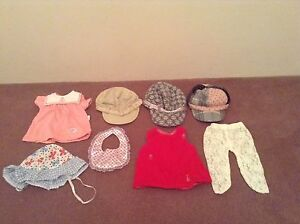 Dolls clothes and accessories East Cannington Canning Area Preview