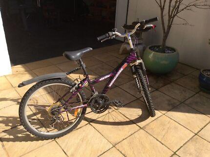 Girl Mongoose Bike