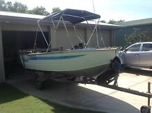 Quintrex boat 4.6m reef master Gordonvale Cairns City Preview