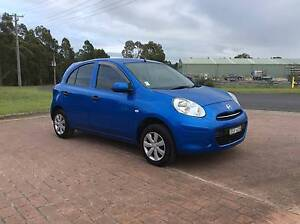 2010 Nissan Micra Hatchback ECONOMY South Nowra Nowra-Bomaderry Preview