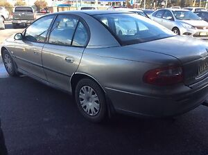 2000 Holden Commodore VT  Sedan Sandgate Newcastle Area Preview