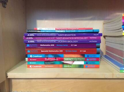 SCHOOL BOOKS IN PERFECT CONDITION: Years 7-12