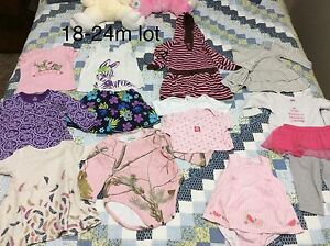 Baby girls clothes 18-24m