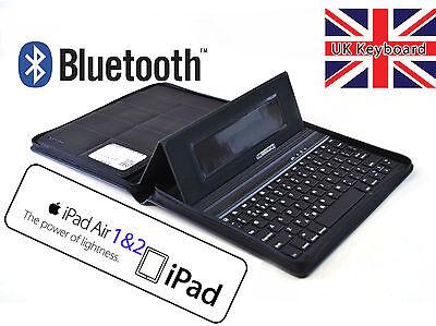 Kensington KeyFolio Premium Case iPad Air 2 Bluetooth Keyboa