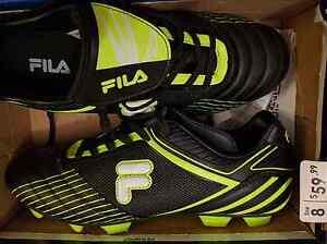 Fila soccer boots. New. Size 8. Gordon Tuggeranong Preview