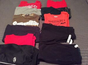 Boy size 6 winter/spring lot