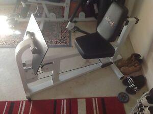 Bodycraft leg press attatchment gym machine Underdale West Torrens Area Preview