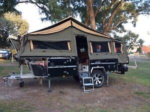 Camper trailer MDC