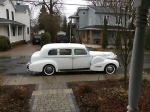 Chrysler Airstream 1936 - CHAMBLY