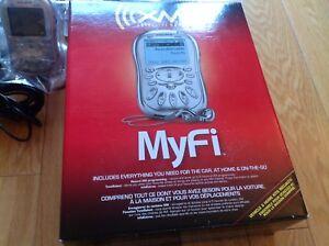 Ensemble radio Satellite neuf MYFI de Delphi XM 2 Go