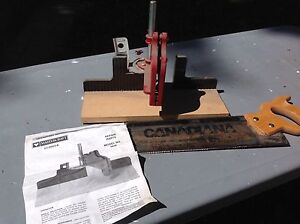 Miter saw and guide