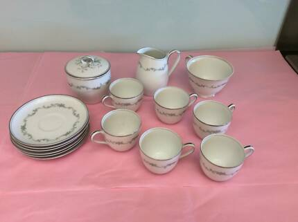 Deceased Estate SALE - Noritake China expresso coffee set Robina Gold Coast South Preview