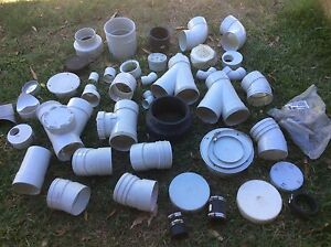 PVC Plumbing fittings Pagewood Botany Bay Area Preview