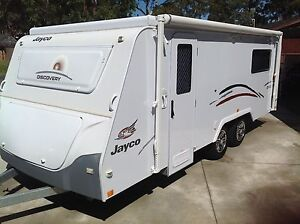 Jayco Discovery 2011 Family Caravan Bunk Beds Shower and Toilet San Remo Wyong Area Preview