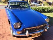 MGB GT 1968 Iluka Joondalup Area Preview