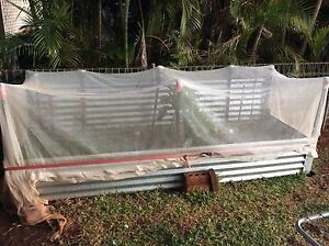 Metal vegetable garden bed for sale. Manly West Brisbane South East Preview