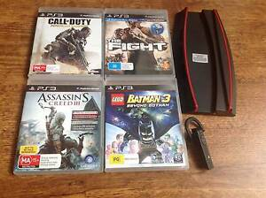 Sony PS3 Games & Accessories Sales. West Ryde Ryde Area Preview