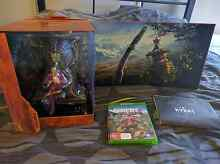 Far cry 4 collectors edition Xbox one console almost new Bald Hills Brisbane North East Preview