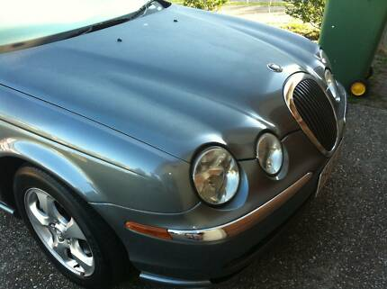 2002 Jaguar S Type Sedan Allambie Heights Manly Area Preview