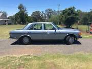 Mercedes 1980 280E Haden Toowoomba Surrounds Preview