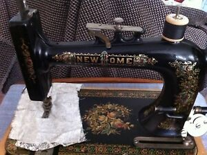 Vintage / antique sewing machine (new home) $200 obo