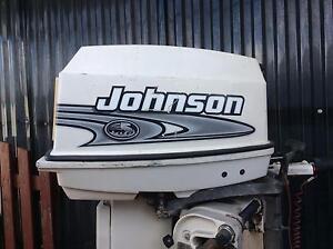 25 hp ,two strokes,longshaft.tiller steer. Alexander Heights Wanneroo Area Preview
