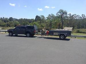 Hard Floor - Off Road Camper Trailer East Maitland Maitland Area Preview