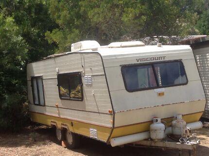 Wanted: Wanted caravan