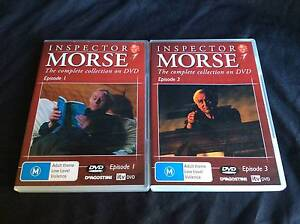 DvD Inspector Morse Bayswater Knox Area Preview