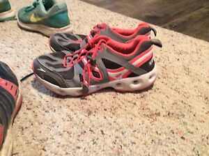 Kids size 6 running shoes
