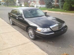 Lincoln L Signature noir 2007