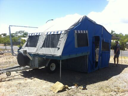 2005 Trak Shak camper Gladstone Gladstone City Preview