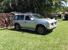 Nissan Pathfinder Parramatta Park Cairns City Preview