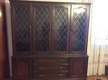 Vintage Display Wall Unit Buffet Heidelberg Heights Banyule Area Preview