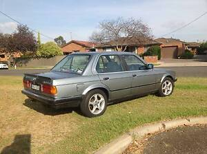 1987 BMW 325E Sedan Mildura Region Preview