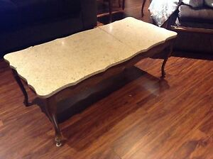 French Provincial coffee table set Antique Cambridge Kitchener Area image 3