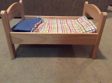 IKEA dolls bed