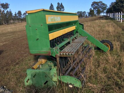 Power Harrow plus Seeder Maitland Maitland Area Preview