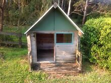 Cubby house, timber, tin pitched roof Wyoming Gosford Area Preview