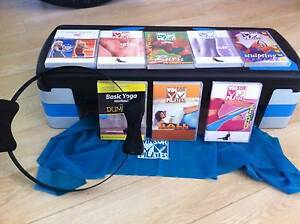 Exercise Gear - Windsor Pilates DVDs, equipment, aerobic step etc Cooranbong Lake Macquarie Area Preview