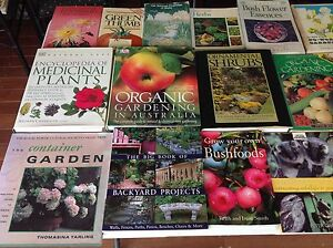 45 Books about gardening Beenleigh Logan Area Preview