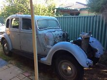 Vintage 1947 Rover 16 Hp Merriwa Wanneroo Area Preview