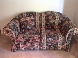 FREE 3 Seater Couch / Sofa Bed Loveseat Armchair Set. Yonge& 16