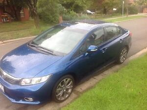 2012 Honda Civic Sedan Clayton Monash Area Preview