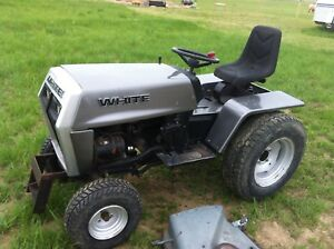 Acreage all in one garden tractor**